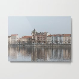 Prague, Czechia XII Metal Print
