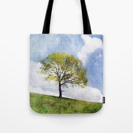Spring Tree Tote Bag