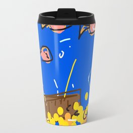 Treasure Travel Mug