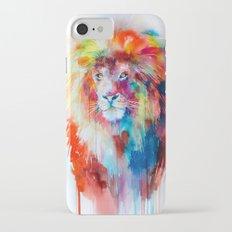 Lion iPhone 7 Slim Case