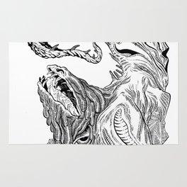 Rage & Grudge Demon Rug