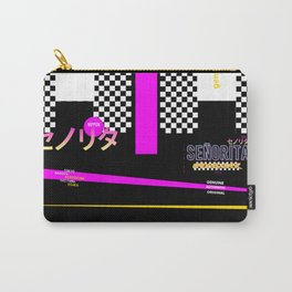 Graphic Over Tee ONLY Retro Japanese Carry-All Pouch