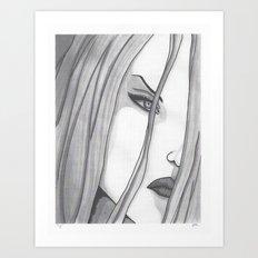 Poison Ivy (Dr. Isley) Art Print