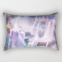 Flooded Strand Rectangular Pillow