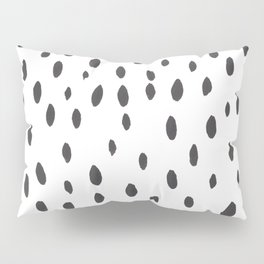 brushstrokes Pillow Sham