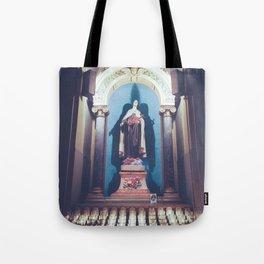 St Theresa Tote Bag