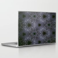 constellations Laptop & iPad Skins featuring constellations by monicamarcov