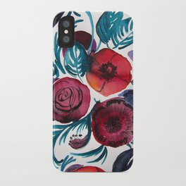 Violetta iPhone Case