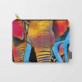 Elephant 3 Carry-All Pouch