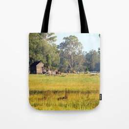 Life on the Land Tote Bag
