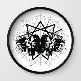 Slipkno ORCA Wall Clock