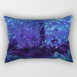 Fern Garden Rectangular Pillow