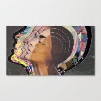 transformer Canvas Prints featuring Transformer by Katy Hirschfeld