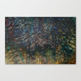 In the Night Canvas Print