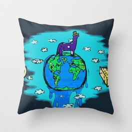 Our History Throw Pillow