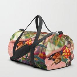 Monarch Beauty Duffle Bag