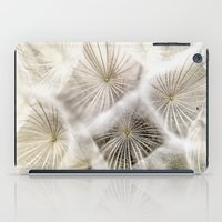 biology iPad Cases featuring Into the deep by UtArt