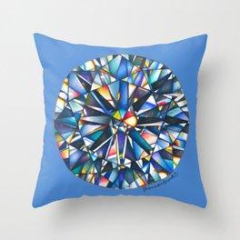 DIAMOND I Throw Pillow