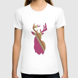 Girly buck T-shirt