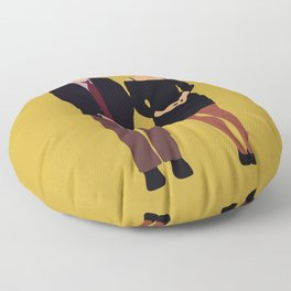 Charlie and Sam The Perks of Being a Wallflower movie Floor Pillow
