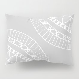 Bohemian Mandala Sketch Pillow Sham