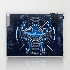 Bad Wolf Radio Laptop & iPad Skin
