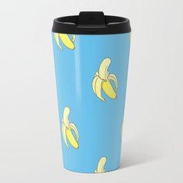 Banana print Travel Mug