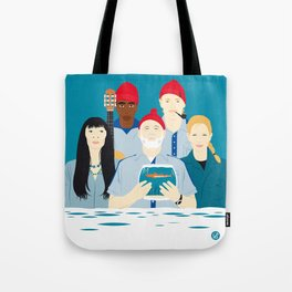 Steve's trophy (Faces & Movies) Tote Bag