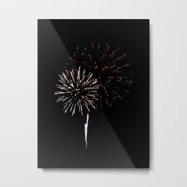 Fireworks 11 Metal Print