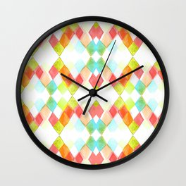 RAUTE Wall Clock