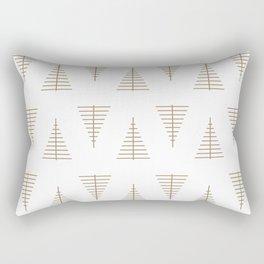 Winter Hoidays Pattern #14 Rectangular Pillow
