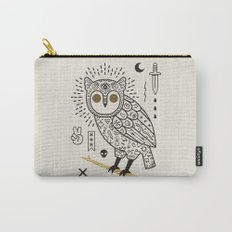 Hypno Owl Carry-All Pouch