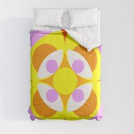 Atepomaros - Colorful Abstract Art Comforters