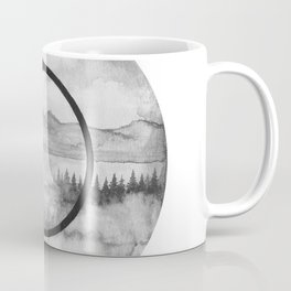 The Midgard Serpent Coffee Mug