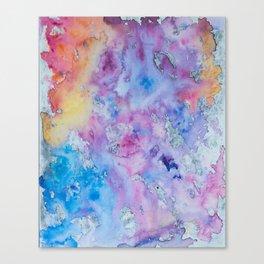 Dream in Color Canvas Print