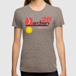 3D archery / infrared T-shirt