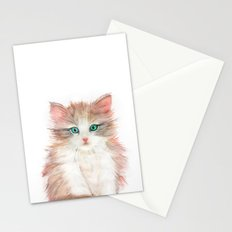 Little Kitten Stationery Cards