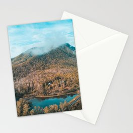 EXPLORE - Mountain Outside Chiang Mai Thailand Stationery Cards