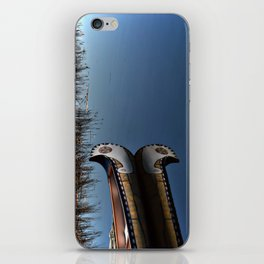 The Way of the Canoe iPhone Skin