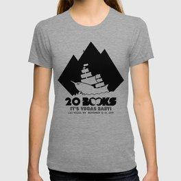20Books Vegas 2019 T-shirt
