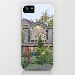 Prinsentuin Groningen iPhone Case