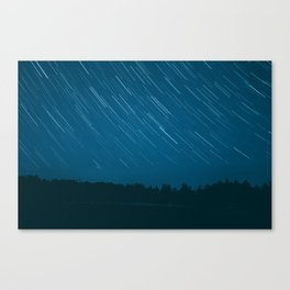 startrails Canvas Print
