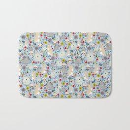 Bunny Rabbits Bath Mat