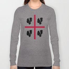 Sardegna, 4 more Long Sleeve T-shirt