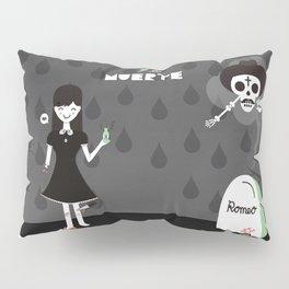 Día de la Muerte Pillow Sham