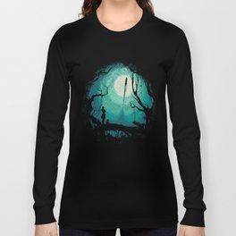 After Cosmic War Long Sleeve T-shirt