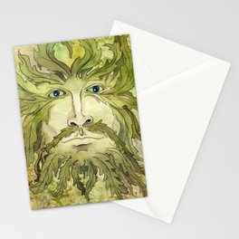 The Greenman Stationery Cards
