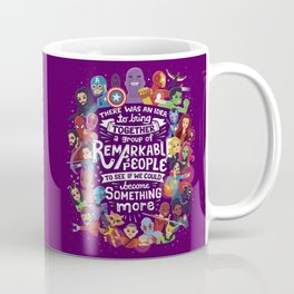 Remarkable People Coffee Mug