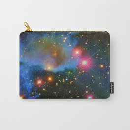 A Nebula showing off its colors Carry-All Pouch