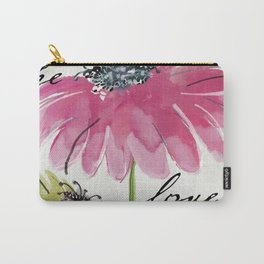 Daisy Morning II Carry-All Pouch